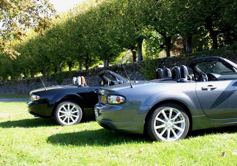 Rencontre mx5